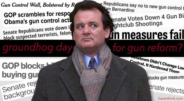 gun reform blog